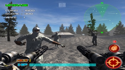 Arctic Assault VR - Sniper Edition screenshot 2