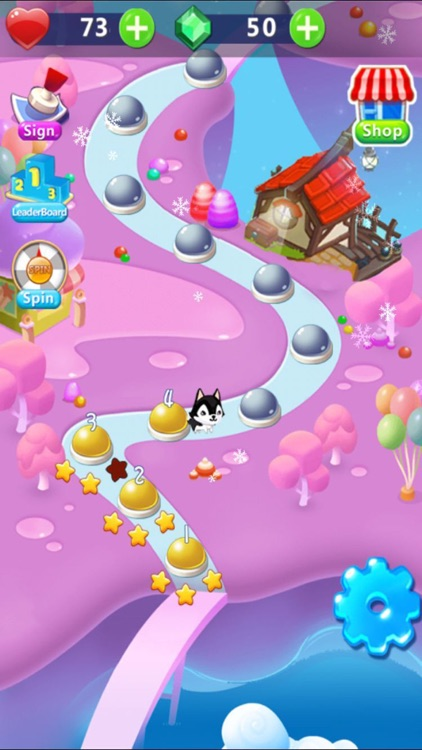 Candy Mania Jelly Blast-match 3 puzzle crush free game