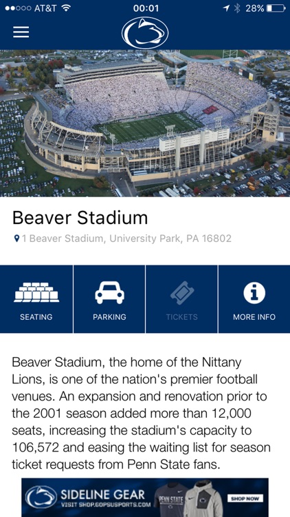 Penn State Sports Gameday LIVE screenshot-3