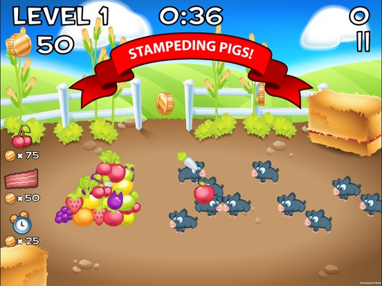 What the Farm - Endless Pig Flinging!-ipad-0