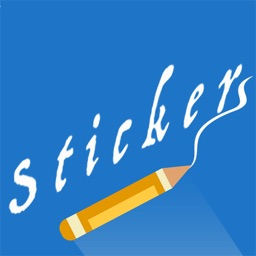 Pencil stickers