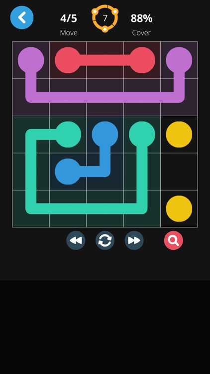 Draw Line Mania King Puzzle screenshot-3