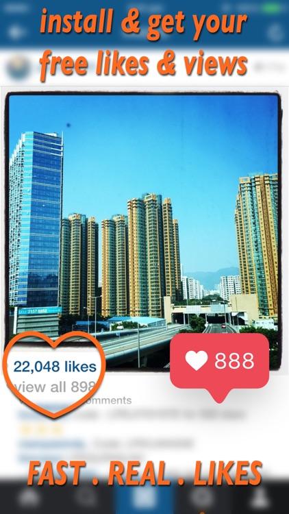 Super Liker for Instagram - Magic Potion for Likes