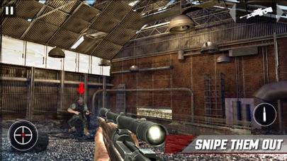 Marksman Sniper Assassin Strike : Killer Revenge