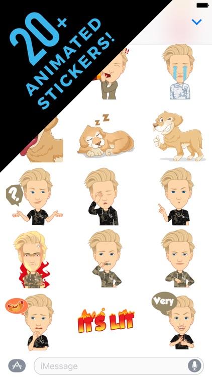Tanner Fox Emojis
