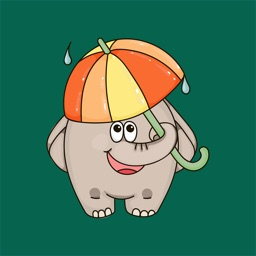 Elephant - Stickers for iMessage