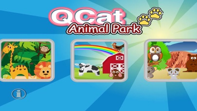QCat - animal park screenshot one