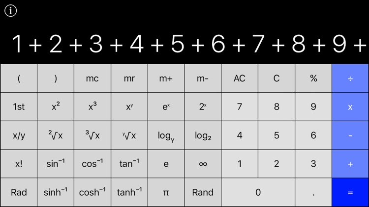 Calculator+ - Standard & Scientific Calculator screenshot-2