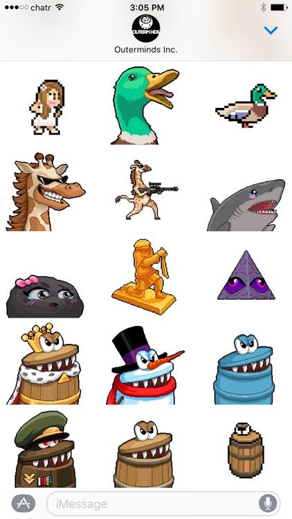 PewDiePie: Legend of the Brofist Stickers