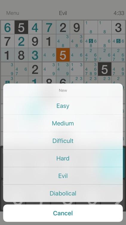 Sudoku⁺ screenshot-4