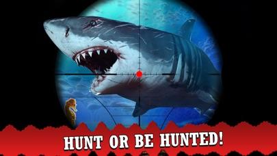 3D Shark Spearfishing Hungry Sniper Welt SpieleScreenshot von 2