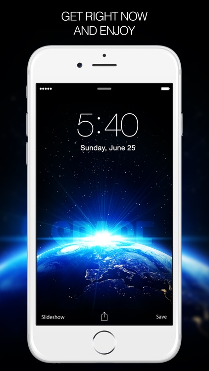 Galaxy Wallpapers – Space & Universe Wallpapers screenshot-4