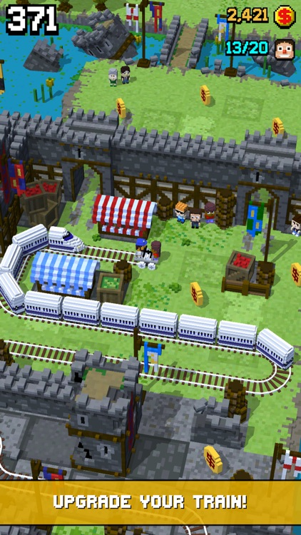 Tracky Train screenshot-3