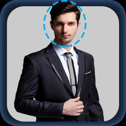 Man Suit Photo Maker Free