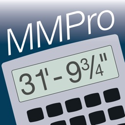 Measure Master Pro Feet Inch Fraction Calculator