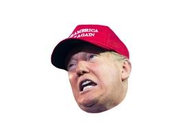 Trump Sticker Pack — Make Emoji Great Again