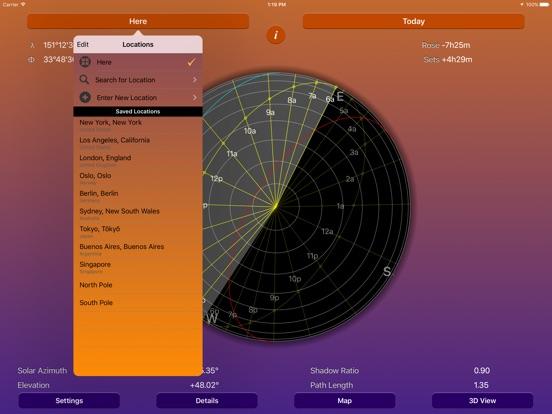Sun Seeker Screenshots