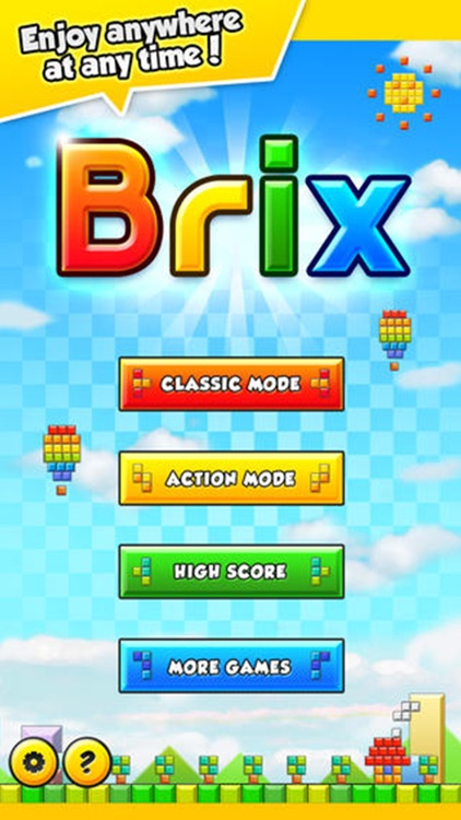 Brix Free HD screenshot-0