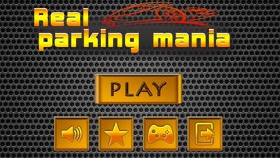 真实的汽车停车场疯狂 - 多城市赛车热 App 截图
