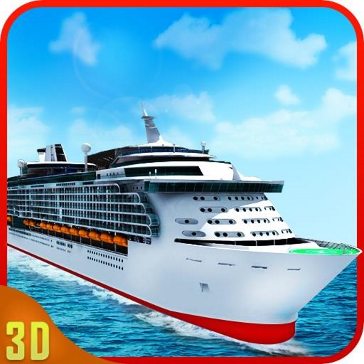 Cruise Ship Simulator 3D Games