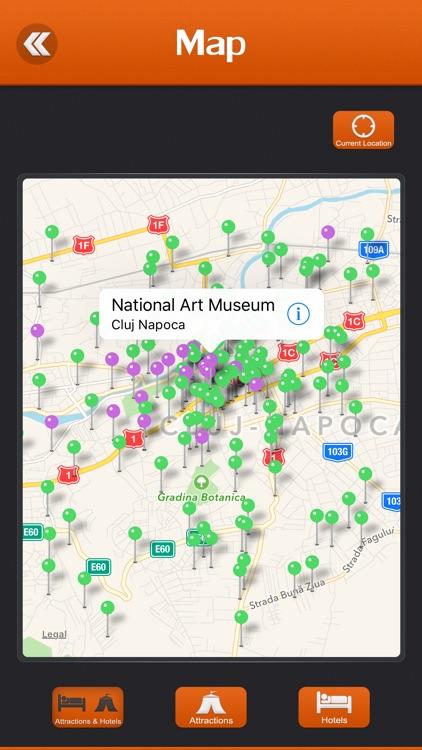 Cluj Napoca Travel Guide screenshot-3