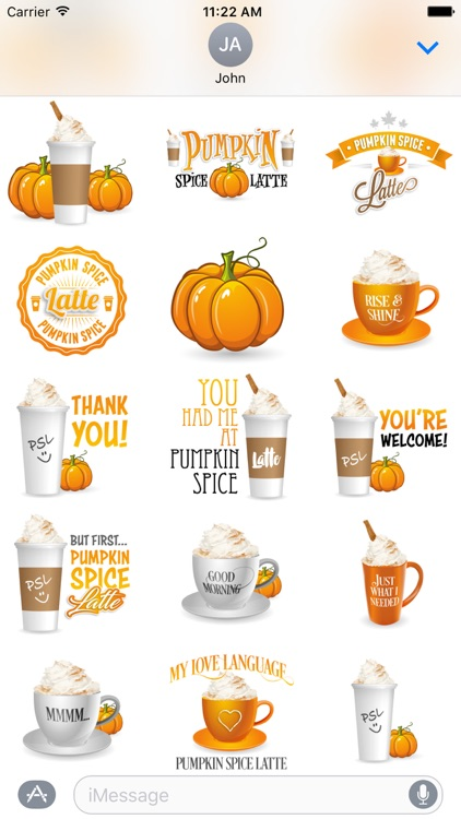 Pumpkin Spice Latte screenshot-3