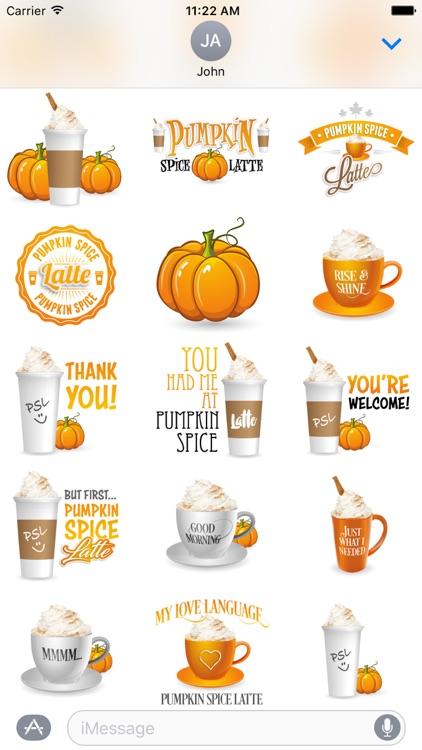 Pumpkin Spice Latte screenshot-3