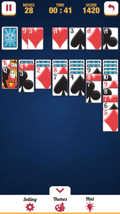 Solitaire Mania: Klondike, Freecell & Tripeaks screenshot-3
