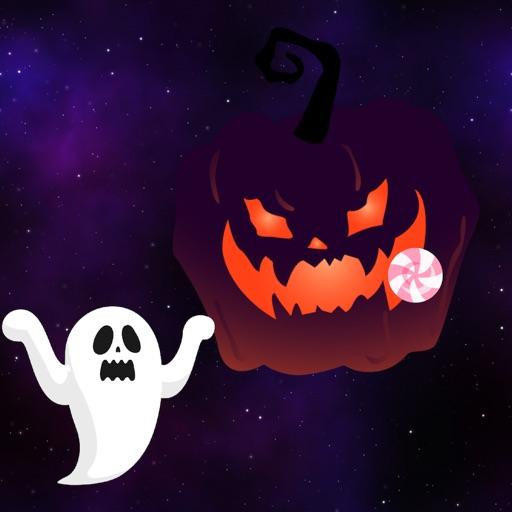 Jump 'n Catch Candies !!! - Three Little Pumpkins