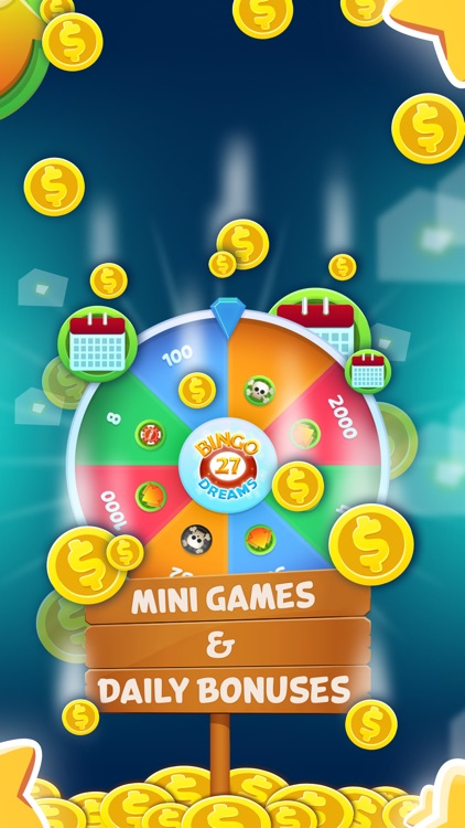 Bingo Dreams Bingo - Fun Bingo Games & Bonus Games by Sizzle
