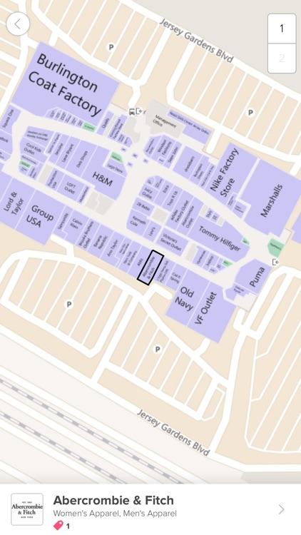 Jersey Gardens Mall Powered By Malltip By Malltip Inc