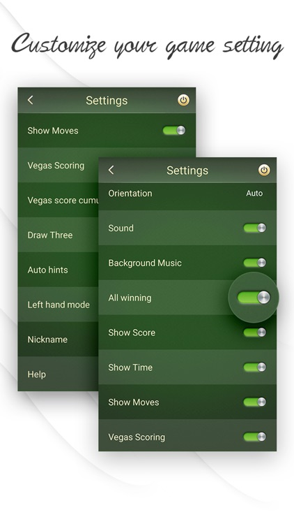 Solitaire - Free Classic Card Games screenshot-4
