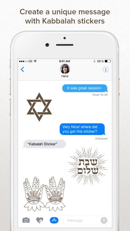 Kabbalah Stickers