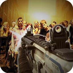Target Zombie Dead