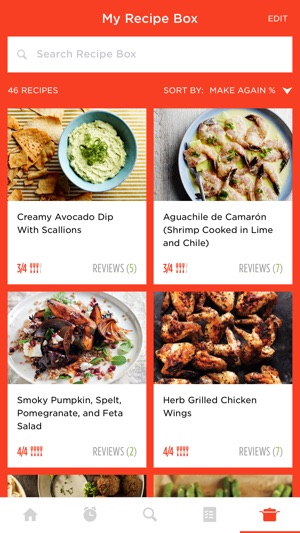 Epicurious on the app store screenshots forumfinder Gallery