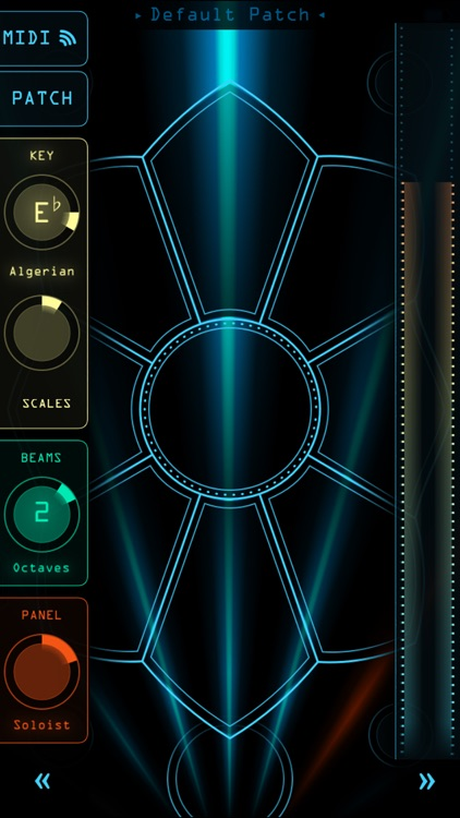 AC Sabre MIDI Instrument screenshot-2