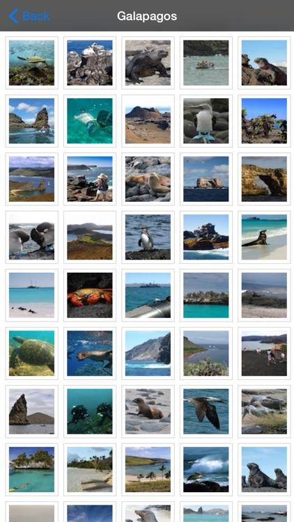 Galapagos Islands Offline Map Travel Guide screenshot-4