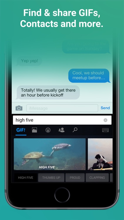 Word Flow Keyboard - GIF, swipe, custom theme screenshot-3