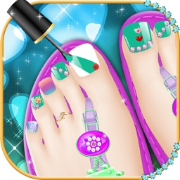 Beauty Salon - Wedding Nail Art Salon 2016