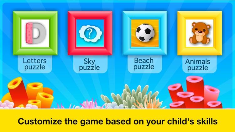 Alphabet Aquarium ABC screenshot-4