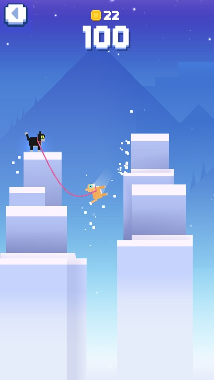 Icy Ropes screenshot-3