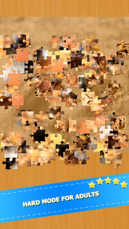 Cute Puppy Dogs Jigsaw Puzzles Games For Adults screenshot-4