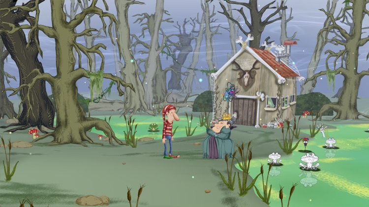 Peepo and the Unfinished Story screenshot-4