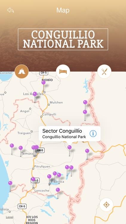 Conguillio National Park Tourism Guide screenshot-3