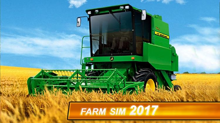 Farm Sim 2016 : Countryside Farming Business screenshot-4