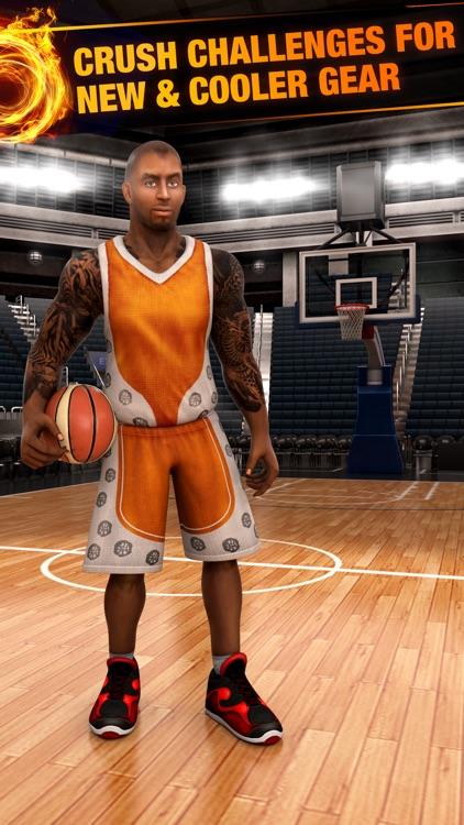 Baller Legends – Be A Slam Dunk Basketball Legend screenshot-4