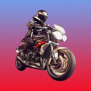 3D摩托飞车—免费好玩的街机赛车单机游戏