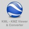 KML KMZ Viewer-Converter is an application provides you to load the kml or kmz files, convert and create kml or kmz files over the map