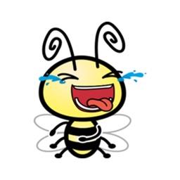 Beebee Cute Sticker