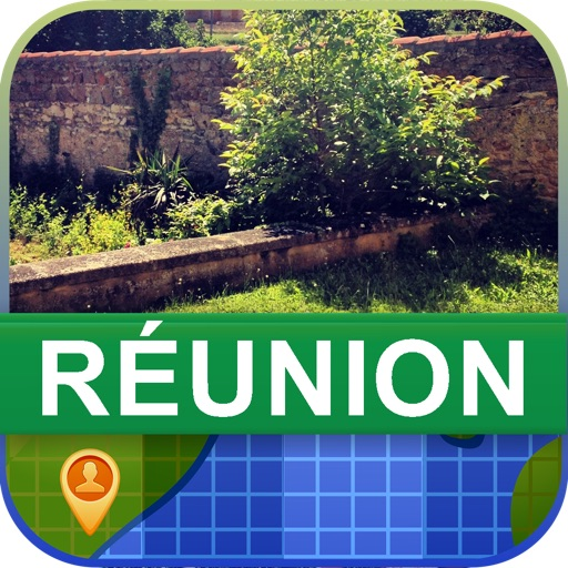 Offline Reunion Map - World Offline Maps